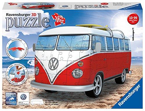 Amazon.de: Ravensburger Puzzle Aktion, u.a Ravensburger 12516 - Volkswagen T1 um 10,07€
