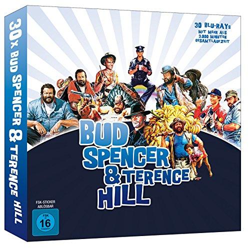 Die große Bud & Terence Buchbox im Vinylformat [Blu-ray] [Amazon]