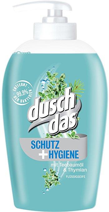 Duschdas Flüssigseife 6er Pack