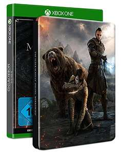 Amazon Prime: The Elder Scrolls Online: Morrowind - Steelbook Edition (Xbox One) für 18,13€ / (PS4) für 19,99€