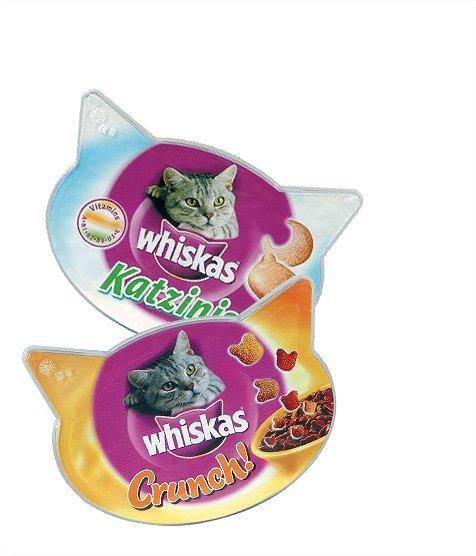 Coupies-Deal: Whiskas Snacks 3 kaufen - 1x Cashback erhalten