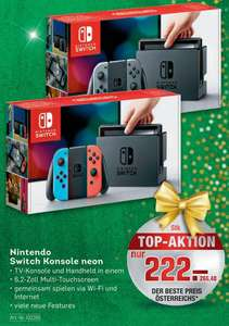 [Metro.at] Nintendo Switch Konsole für €266,40 - neuer Bestpreis!