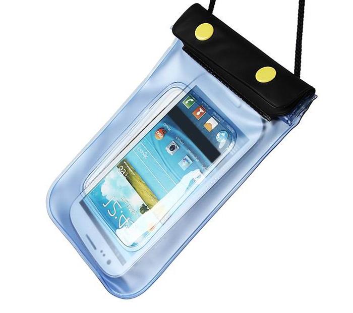 [Gearbest] Wasserdichte Schutztasche für das Handy für 0,85 €