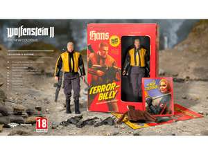 Wolfenstein II: The New Colossus - Collector's Edition (PC / PS4 / XB1) für 44€