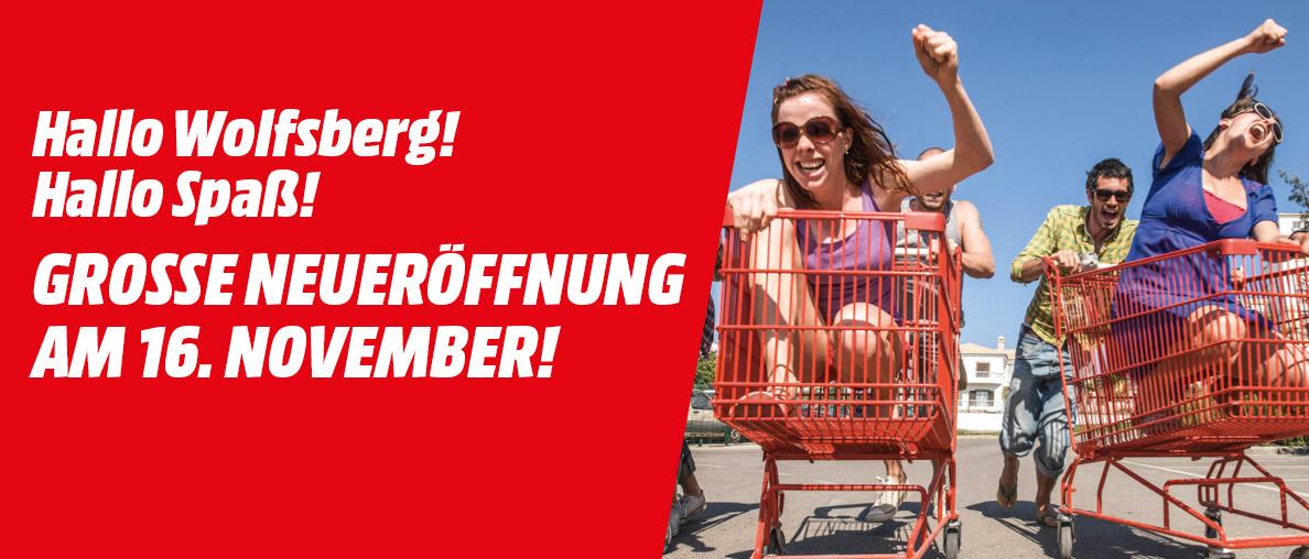 Media Markt Neueröffnung in Wolfsberg am 16.11.2017
