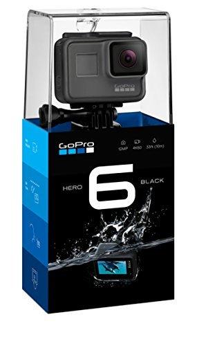 GoPro HERO6 Black Kamera für 470,41€
