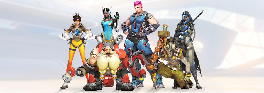 [Blizzard] Spielt Overwatch® vom 17. bis 21. Nov. kostenlos! (PC, PS4, Xbox One)