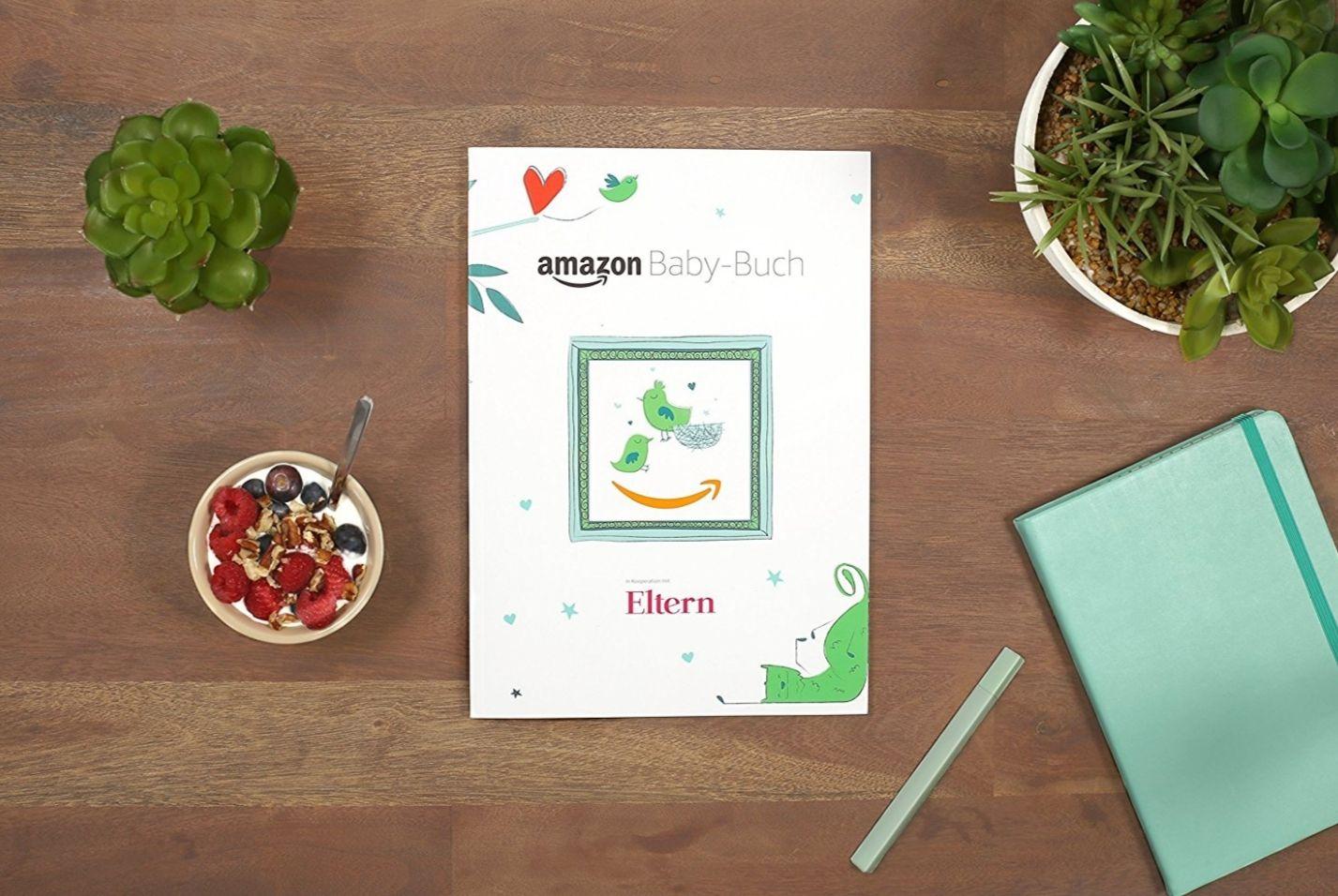 Amazon BabyBuch Kostenlos statt 10,08€ für Primemitglieder