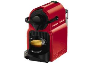 Nespresso Krups Inissia Ruby Red {Saturn}
