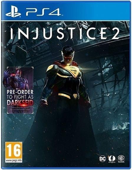 Injustice 2 (PS4 / XB1) für 27,99€