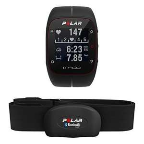 Polar M400 GPS-Laufuhr + Brustgurt für 88€