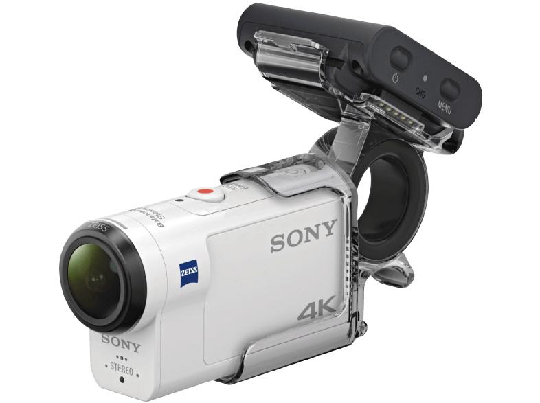 Sony Action Cam FDR-X3000RFDI 4K + Fingergriff AKA-FGP1 für 384€