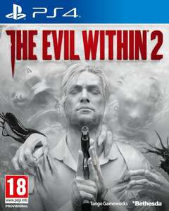 The Evil Within 2 (PS4 / XB1) für 39,99€