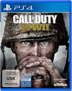 Call of Duty: WWII (PS4 / XB1) für 42,97€