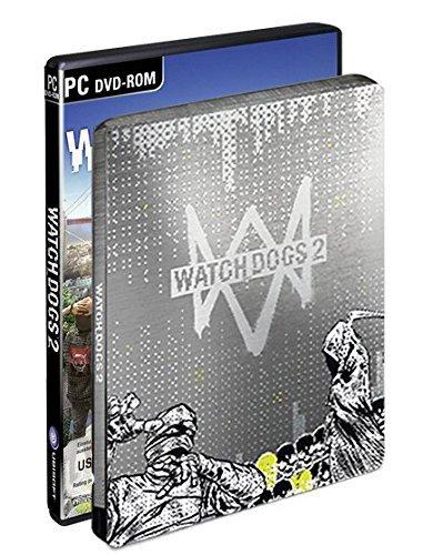 Watch Dogs 2 Steelbook (PC) um 15 €