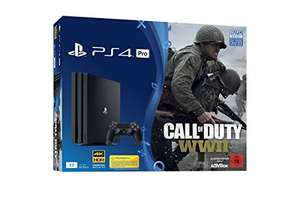 PS4 Pro mit Call of Duty WWII