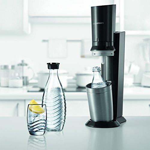 Amazon.de: SodaStream CRYSTAL 2.0 inkl. Zylinder und 2 Karaffen um 86,71€