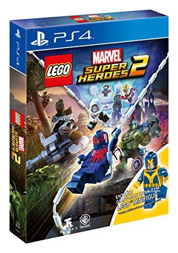 Lego Marvel Superheroes 2 - Standard Edition mit Toy (PS4 / XB1) für 39,97€