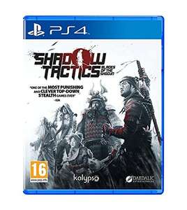 [Amazon.de] [PS4] Shadow Tactics: Blades of the Shogun €27- und VSK-Frei für Prime !