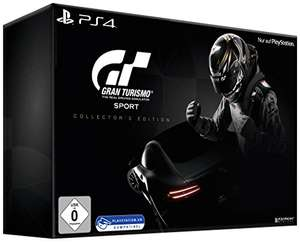 [Amazon.de] Gran Turismo Sport - Collector's Edition für €80,-