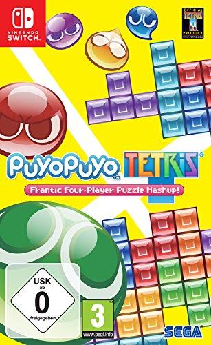 Puyo Puyo Tetris für Nintendo Switch für 24,99€