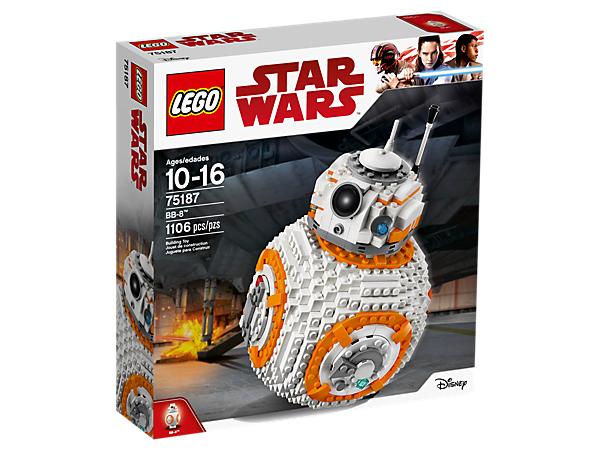 [Amazon] Lego Star Wars BB-8 für unter €70,-
