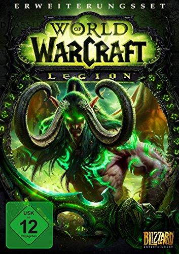 [www.AMAZON.de] World of Warcraft: Legion (Add-On) - [PC/Mac]  für € 18,59 für Prime-Mitglieder Kostenloser Versand
