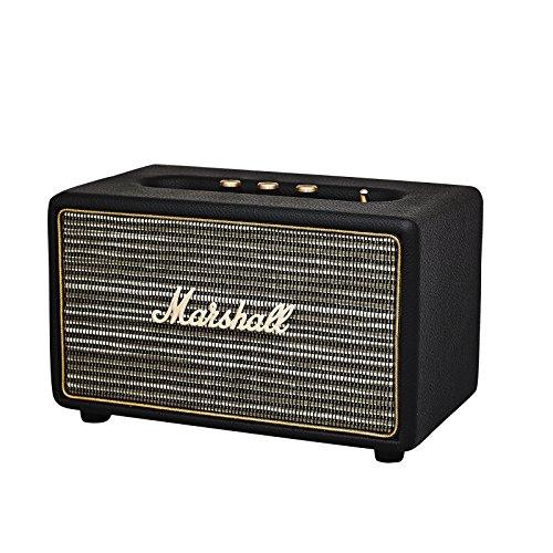 Marshall Acton - Toller Lautsprecher mit Bluetooth und Klinke (ohne Akku)