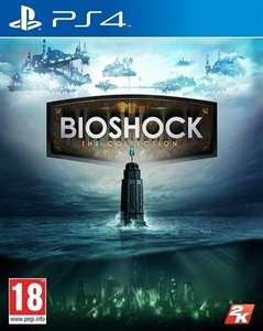 BioShock the Collection (PS4) für 14,99€ / (Xbox One) für 15,99€