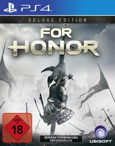 For Honor Deluxe Edition ( PS4/ Xb1)