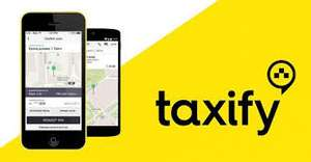 Taxify (neues Uber, nur billiger)
