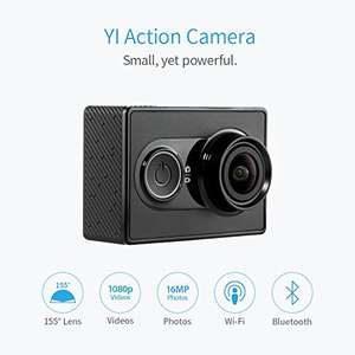 Yi 2k Action Kamera
