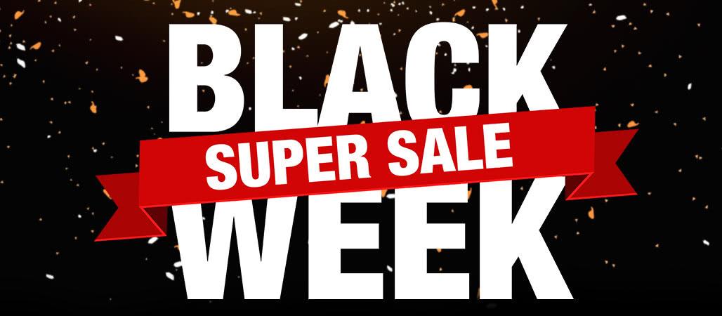 QUELLE - BLACK SUPER SALE WEEK