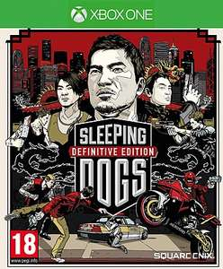 Sleeping Dogs Definitive Special Edition (inkl. Artbook) (Xbox One) für 7,98€