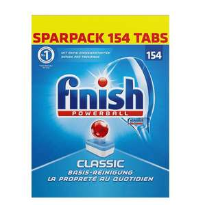 Finish Classic, Spülmaschinentabs, Sparpack, 154