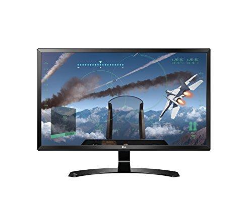 "LG 24UD58-B UHD Monitor [24"" AH-IPS, 3840x2160, 5ms, AMD Freesync]"