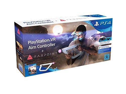 Farpoint VR + PS VR-Ziel-Controller (PlayStation VR) für 59,99€