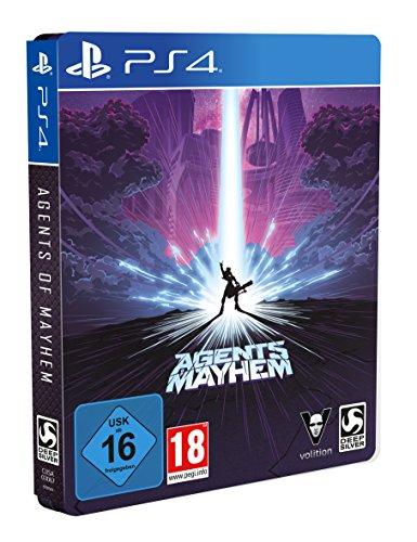 Amazon Prime: Agents of Mayhem - Steelbook Edition (PS4 / XB1) für 22,99€