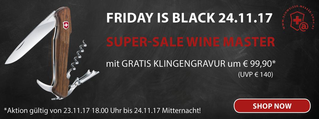 Victorinox Wine Master Super-Deal ab 23.11.17 18.00 Uhr