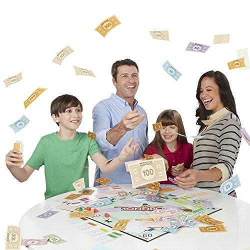 Hasbro Spiele Monopoly Classic, Familienspiel für 19,99€ (Amazon Prime)