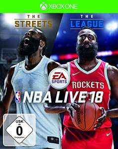 [amazon.de] NBA Live 18 - The One Edition (Xbox One/PS4)