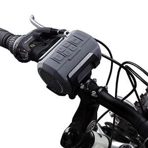 Bluetooth Fahrrad Lautsprecher mit Befestigungskit für 29,99€ [Amazon]