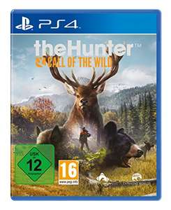 [Amazon.de] [PS4] The Hunter: Call of the Wild für €29,44 und VSK-Frei für Prime !