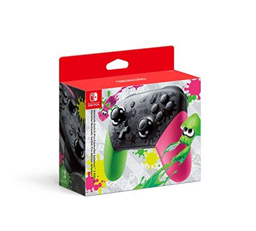 Nintendo Switch Pro Controller - Splatoon 2 - Edition für 51,09€
