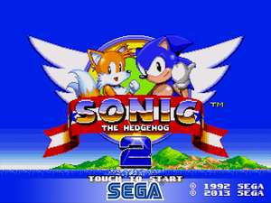 [PlayStore/IOS] Sonic The Hedgehog 2 Classic gratis statt 3,49€