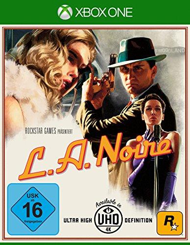 [amazon.de] L.A. Noire (Xbox One/PS4)