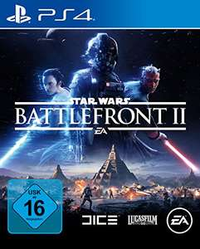 [amazon.de] Star Wars Battlefront 2 (PS4 45,64 / Xbox One 47,84€)
