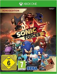 [amazon.de] Sonic Force (Xbox One/PS4/Switch)