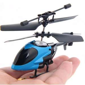[Gamiss] Achtung - Männer- Spielzeug! :) - QS QS5013 Mini/Micro RC Helicopter