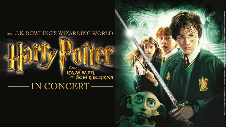 Harry Potter und die Kammer des Schreckens - in Concert